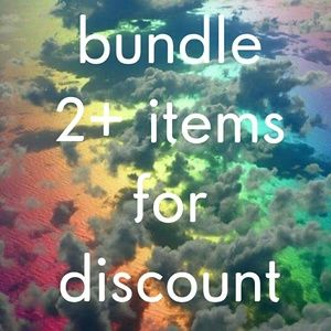 Bundles for Private Discounts!